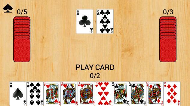 3 2 5 card game apk screenshot