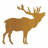 Red Deer Rut Sound icon