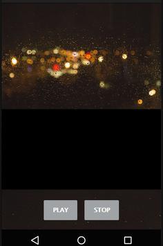 Rainy Road Sound apk screenshot