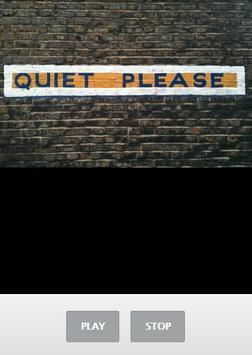 Shushing Sounds screenshot 3