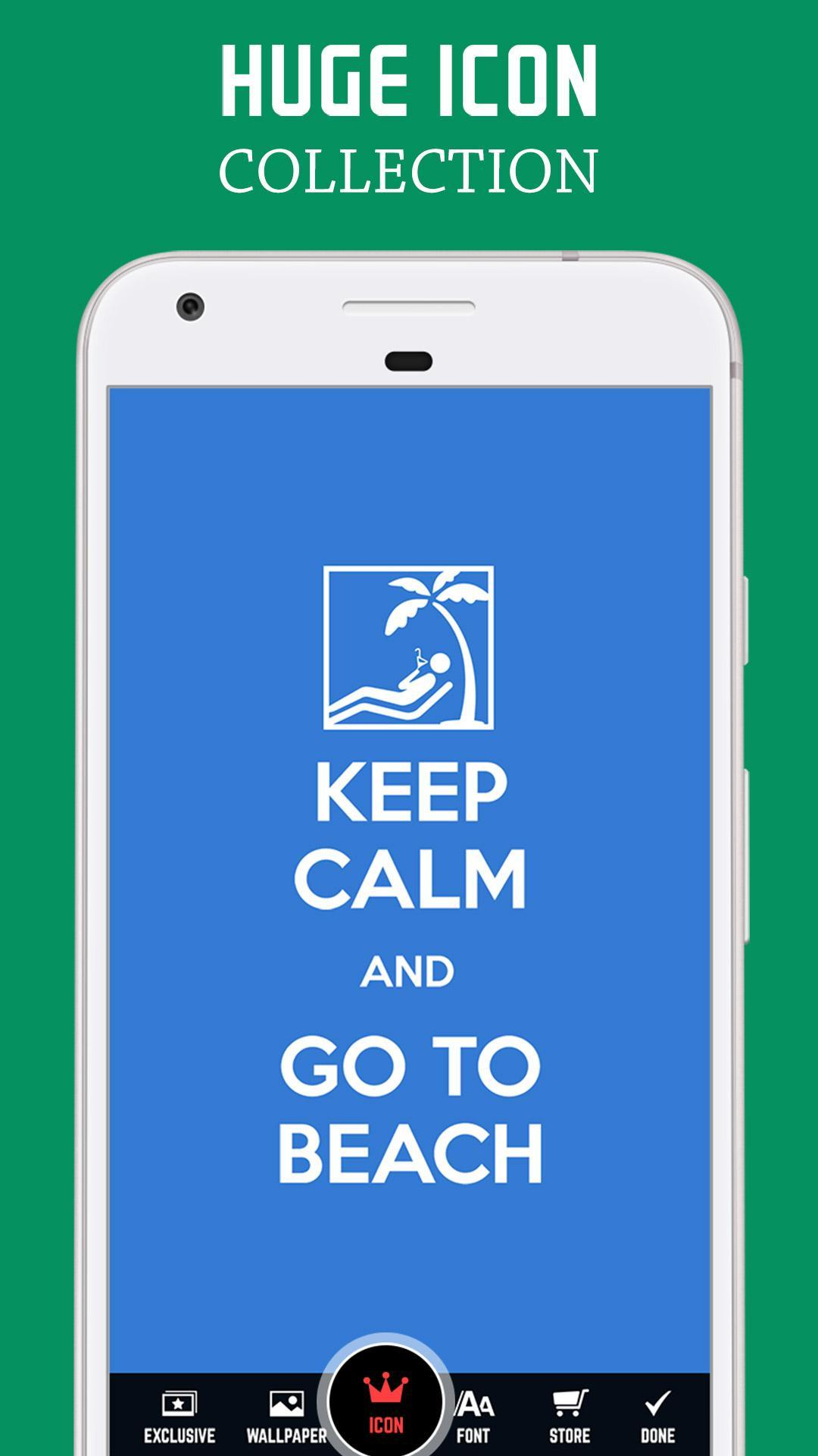 Keep Calm Wallpaper Creator For Android Apk Download