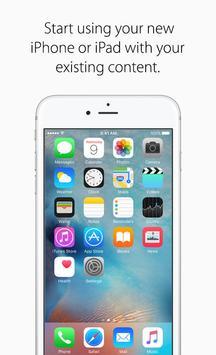 Move to iOS ảnh chụp màn hình 2