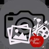 Selfie Camera Apple (phone7) icon