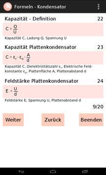 Physik für Pharmazeuten apk screenshot