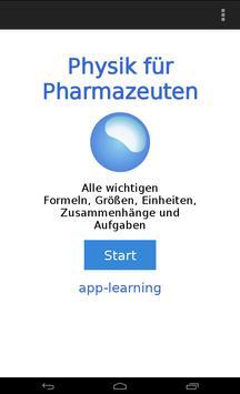 Physik für Pharmazeuten screenshot 8