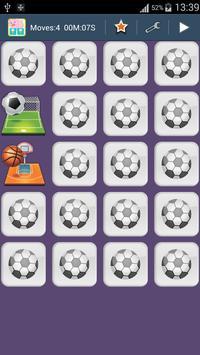 Memory Puzzle Game HD screenshot 13