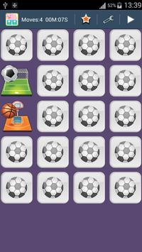 Memory Puzzle Game HD apk screenshot
