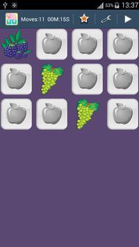 Memory Puzzle Game HD screenshot 4