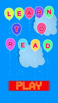 Learn To Read English 2 ABC poster