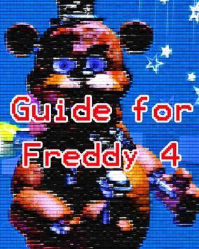 Free Guide For Freddy 4 Full screenshot 1