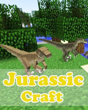 Free Guide For Jurassic Craft poster