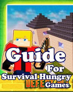 Free Guide For Survival Hungry poster