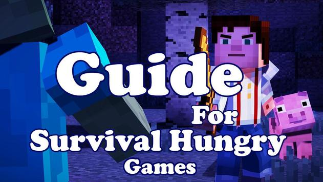 Free Guide For Survival Hungry apk screenshot