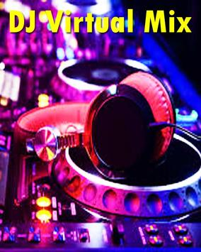 Dj Virtual Mix Guide poster