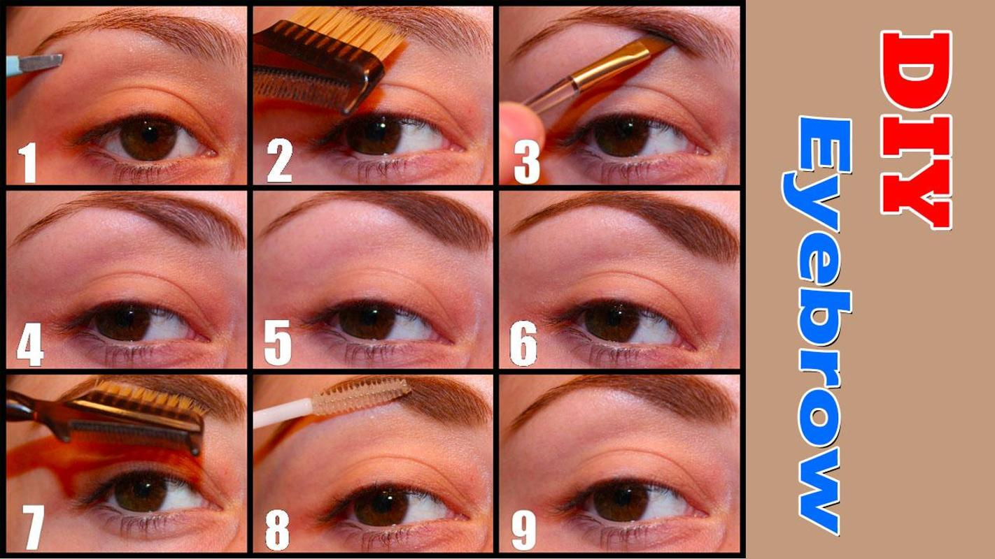 How To Do Your Eyebrows Apk Download Free Lifestyle App For