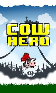 Cow Hero EXT poster
