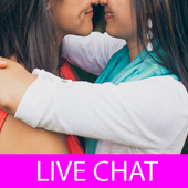 Lesbian Video Live Chat Advice icon