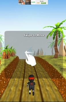 Ninja Run 3 apk screenshot