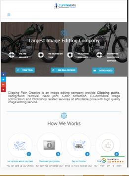 Clipping Path Creative - Photo Editing Service screenshot 6