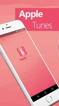 Apple Tunes poster