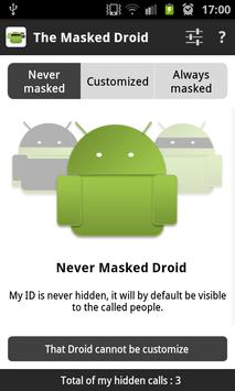 The Masked Droid poster