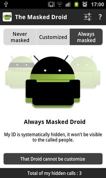 The Masked Droid screenshot 2