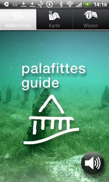 Palafittes Guide poster