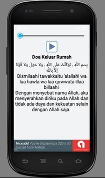 Doa Muslim apk screenshot