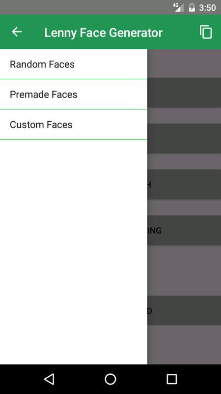 lenny face generator apk download free personalization app for