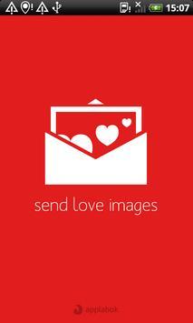 Send love images poster