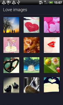 Send love images screenshot 1