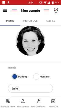 Mon Bon Coiffeur apk screenshot