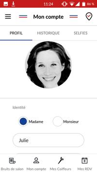 Mon Bon Coiffeur screenshot 4