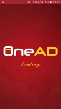 OneAD-poster