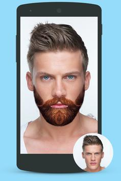 Beard Photo Editor - Beard Changer poster