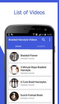 Braided Hairstyle Videos poster