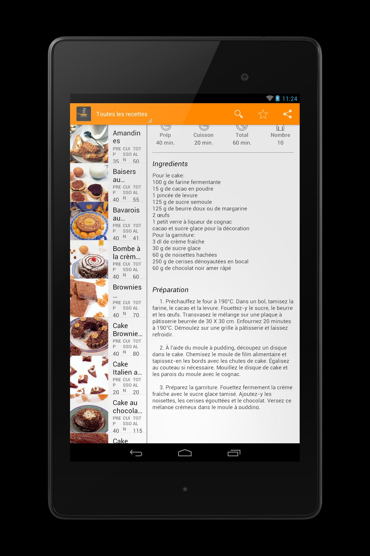 Cuisine Recettes Faciles For Android Apk Download