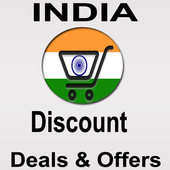 """Deals And Discount Offers """"INDIA"""" icon"""