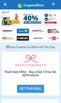 """Deals And Discount Offers """"INDIA"""" screenshot 1"""