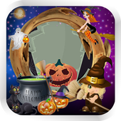 Halloween Frames Picture icon