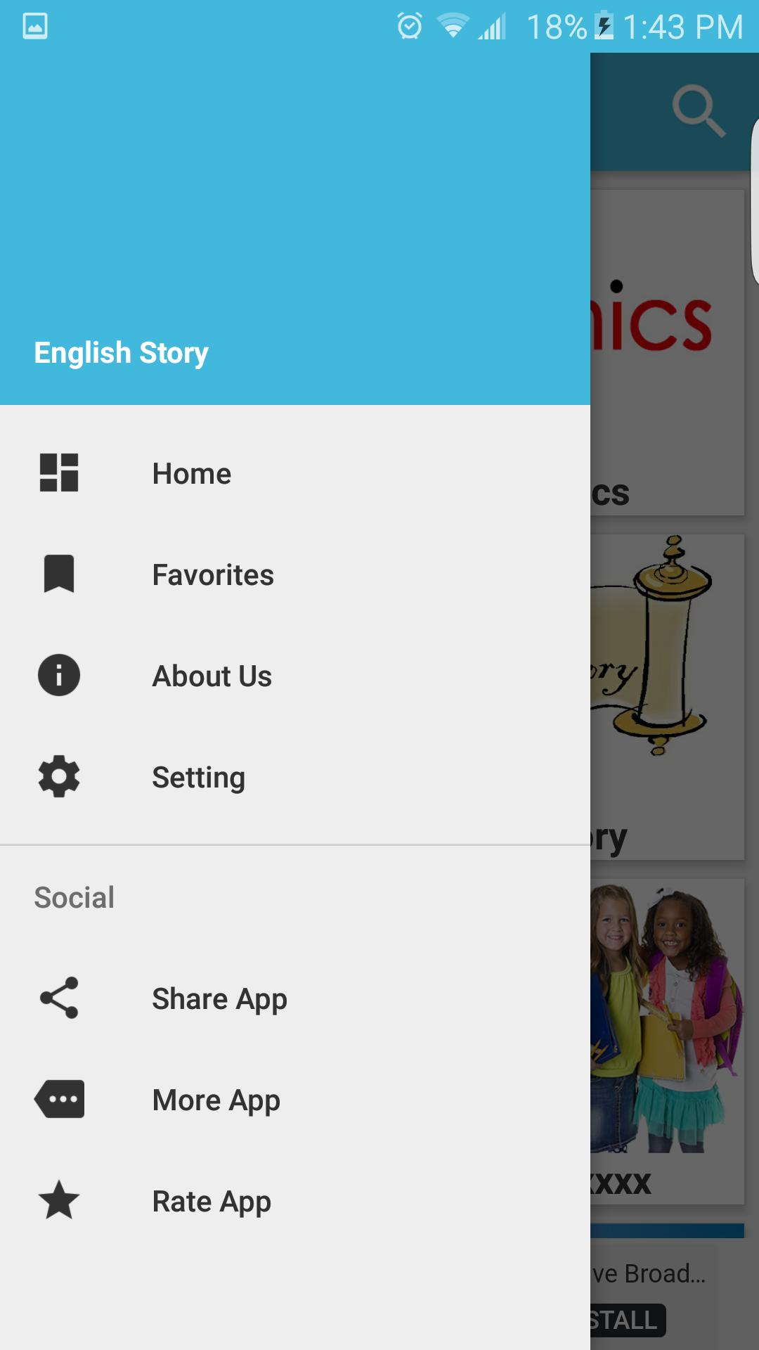 Learning English by Stories for Android - APK Download