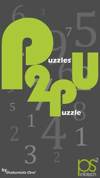 Puzzles To Puzzle You 2 poster