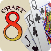 Crazy Eight - Card's Game icon