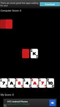 Crazy Eight - Card's Game apk screenshot