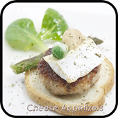 1000 Cheese Appetizer Recipes icon