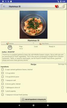 Cheese Recipes screenshot 15