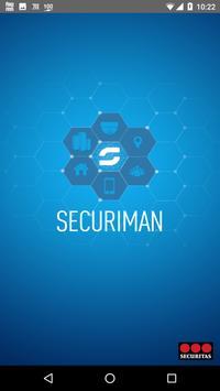 Securiman poster