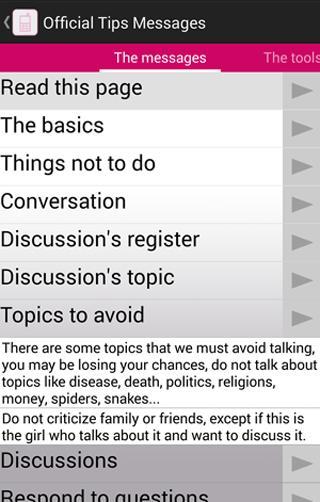 Seductive text messages  Examples of Seducing Conversation