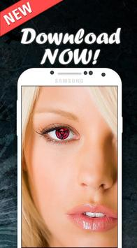 Sharingan Eye Editor apk screenshot