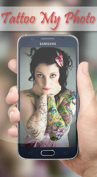 Tattoos For Women Camera poster